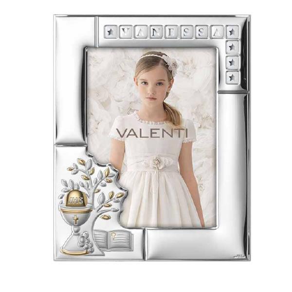 Valenti e Co.: cornice Comunione