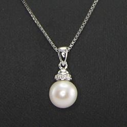 Ciondolo con perla