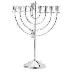 candeliere 8 fiamme Hanukkah
