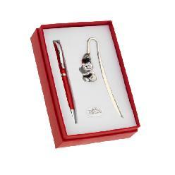 penna e segnalibro