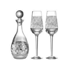 bottiglia & bicchieri