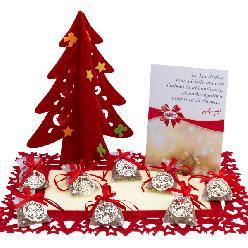 bagutta: segnalibro natalizio