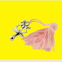 ciuccio rosa